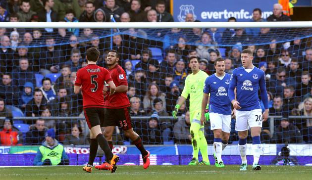 Everton v West Bromwich Albion - Barclays Premier League - Goodison Park