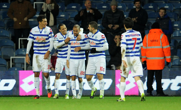 Soccer - FA Cup - Third Round - Queens Park Rangers v West Bromwich Albion - Loftus Road