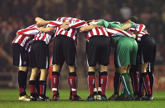 Soccer - FA Barclays Premiership - Sunderland v Middlesbrough - The Stadium of Light