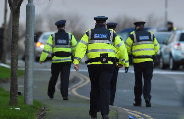 Shots reported in Tallaght - Dublin