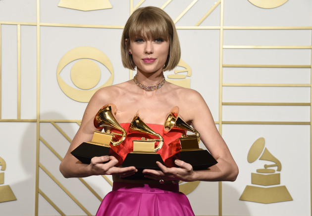 The 58th Annual Grammy Awards - Press Room