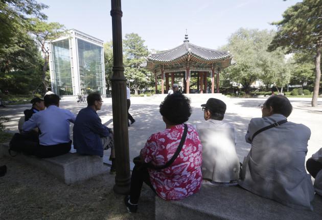 South Korea Elderly Prostitutes
