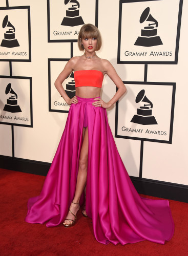 The 58th Annual Grammy Awards - Arrivals - Los Angeles