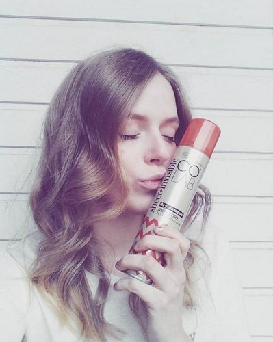 #regram @livetravelglow - @modelrecommends Look @colabhair has made it to Estonia! Super excited for coming #goodhair days! Available in I.L.U stores in New York, London and Paris fragrances! #dryshampoo #COlab #estonia
