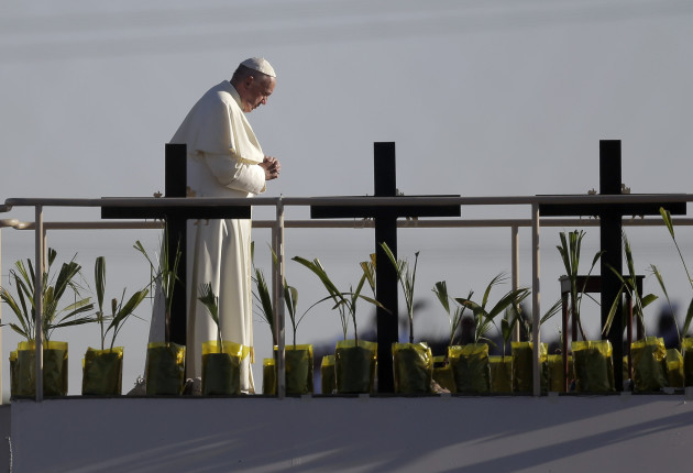 Mexico Pope