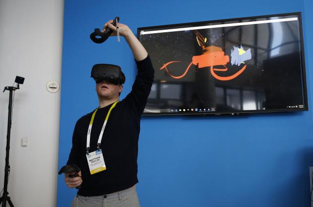 Virtual Reality Vision Summit