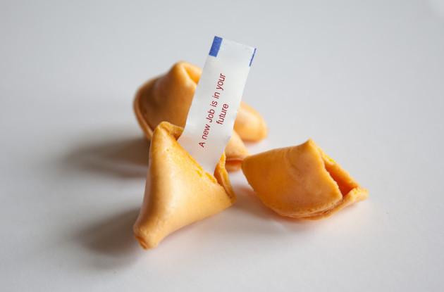 Fortune Cookie - Job