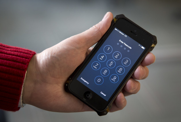Apple Encryption Inactive Security