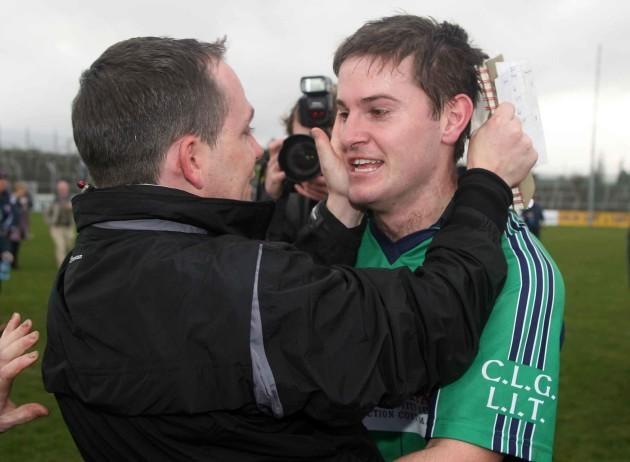 Davy Fitzgerald and Kieran Murphy 10/3/2007