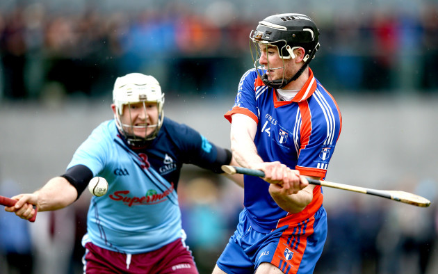 Iomar Creavan and Declan Hannon