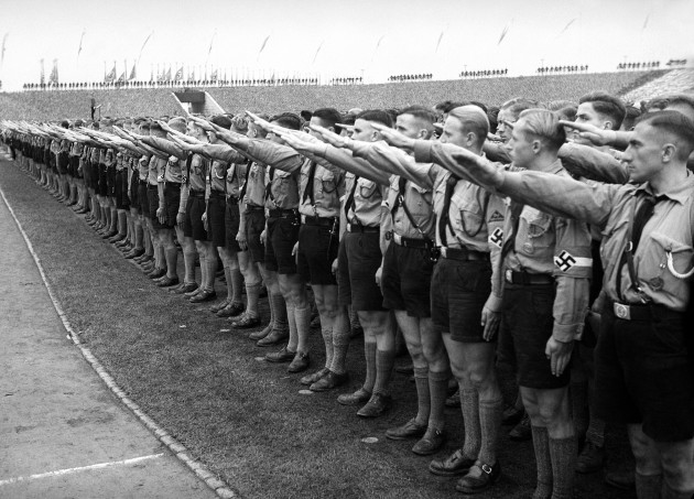 WWII: Nazis - Nuremberg Rally