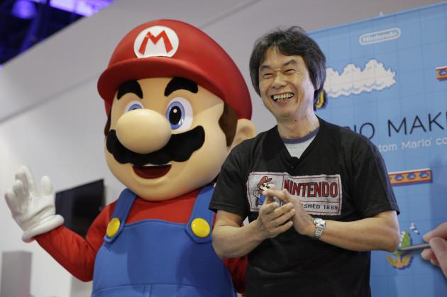 Games-Nintendo-Shigeru Miyamoto