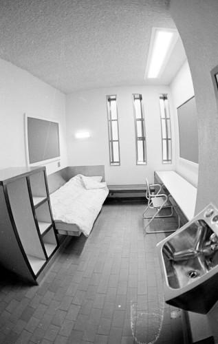 Wheatfield Prison in Tallaght