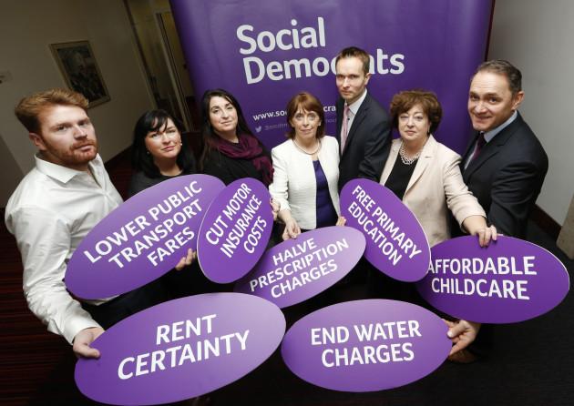 Social Democrats launch Ge