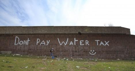 Irish Water bills