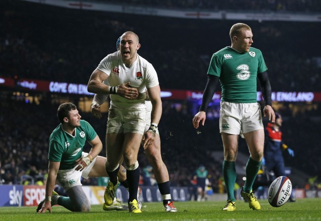 Britain Six Nations Rugby England Ireland