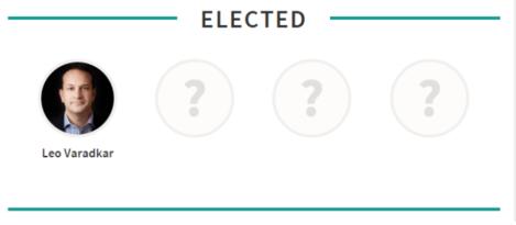 leo elected