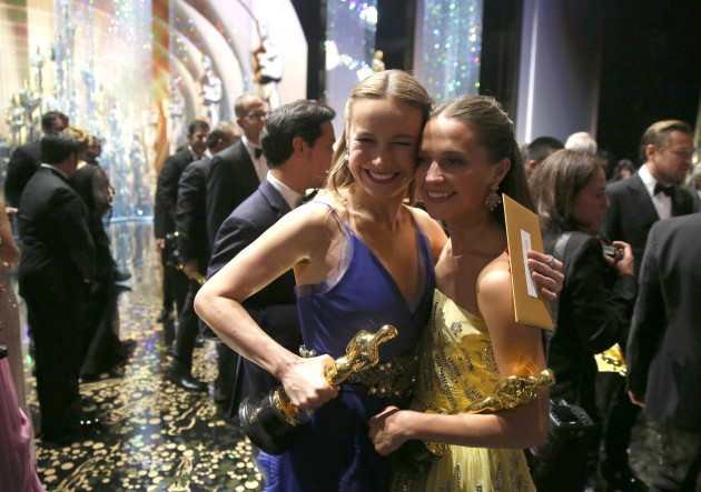 The 88th Academy Awards - Backstage - Los Angeles