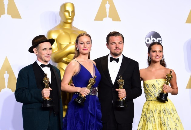 The 88th Academy Awards - Press Room - Los Angeles