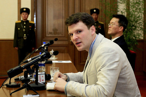 North Korea Detained American