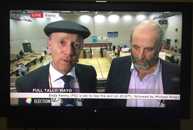 HEALY - RAE PARTY