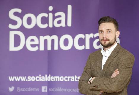 Launch of the Social Demo