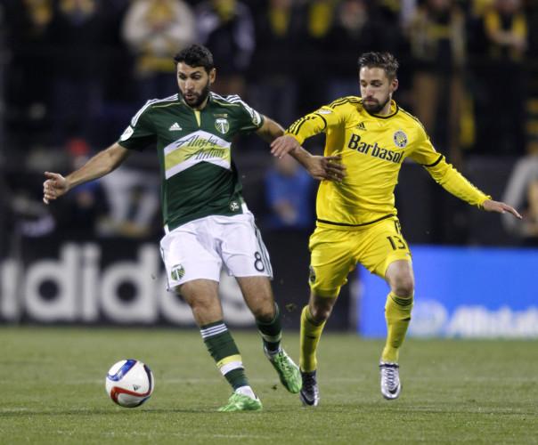 MLS Timbers Crew Soccer