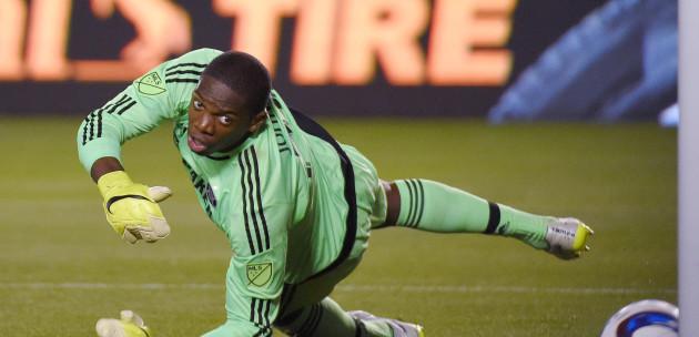 MLS Fire Galaxy Soccer