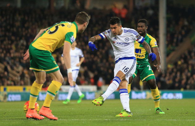 Norwich City v Chelsea - Barclays Premier League - Carrow Road