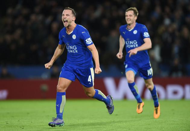 Leicester City v West Bromwich Albion - Barclays Premier League - King Power Stadium