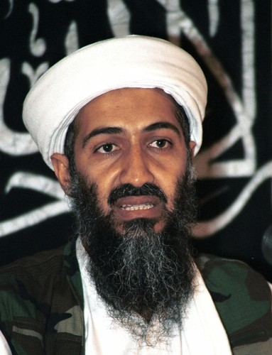 Osama Bin Laden Speaks - Afghanistan