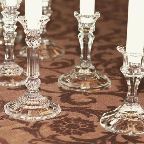 It's all the in the detail! #ornate #clearglass #candlesticks #white #details #intricate #weddings #weddingideas #weddingplanner #decor #design #tableware #tablescapes #taperedcandles #toronto #junebloom #lovewhatyoudo #aspiring #buildingabrand #buildingabetterme #bridetobe #brides #grooms #events #eventspace #romantic #entrepreneur #eventplanner #junebloom