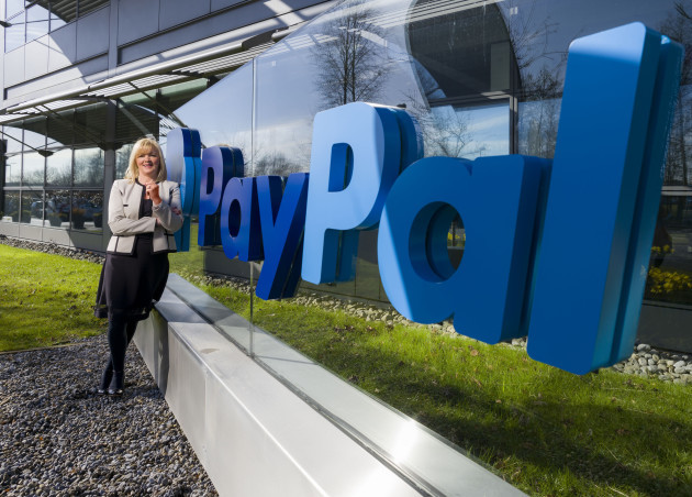 Louise Phelan, Vice President of Global Operations in Europe, Middle East and Africa, PayPal (2)