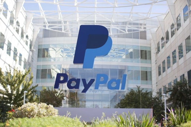 PayPal logo 2015 - 2