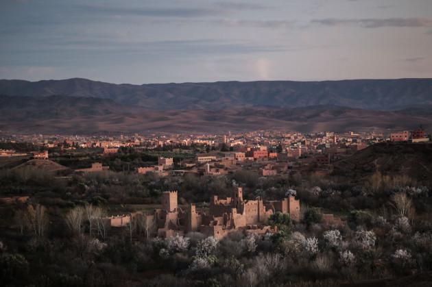 Mideast Morocco Atlas Berbers Photo Essay