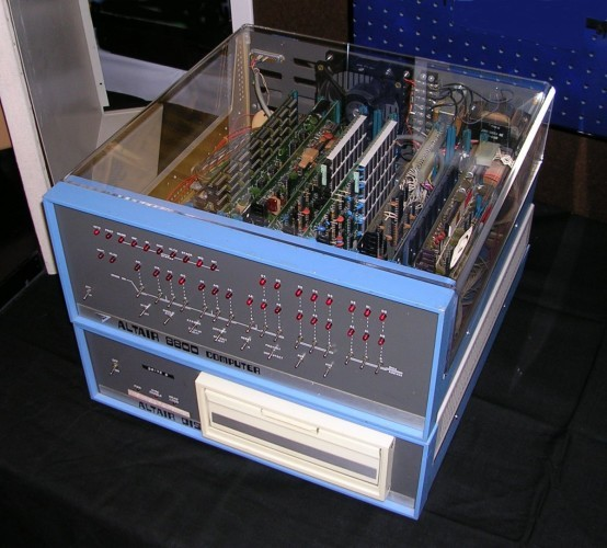 in-1974-everything-changed-a-company-called-mits-released-the-altair-8800--a-breakthrough-pc-based-on-the-intel-8080-processor-which-made-it-easier-than-ever-for-hobbyists-and-amateurs-to-code-software