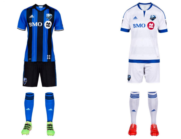 brand new 23314 375c6 These are the 2016 Major League Soccer kits but which is ...