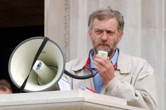 Islington strikes - Jeremy Corbyn