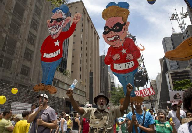 Brazil Impeachment President Strategy