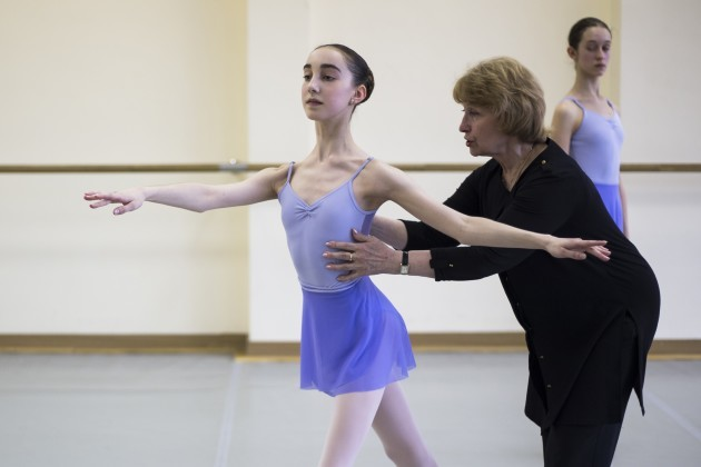 Harper Ortlieb, Tatyana Galtseva