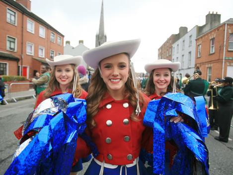 17/3/2015. St Patricks Day Festivals Parades