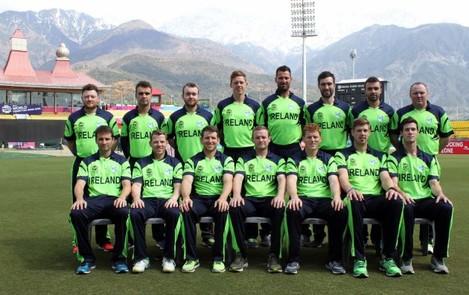 The Ireland Cricket Squad