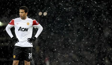 Soccer - Carling Cup - Quarter Final - West Ham United v Manchester United - Upton Park