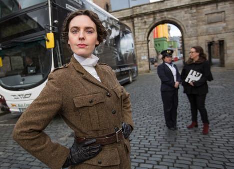 Women of the Rising Bus Eireann and RIA Lch-5