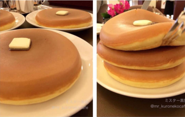 Japanese Bouncy Cake Recipe: The Internet Is Fascinated By These Huuuuuge Japanese Pancakes