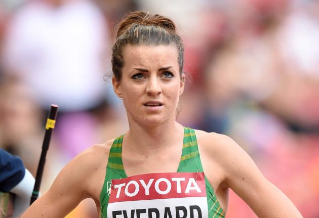 Ciara Everard
