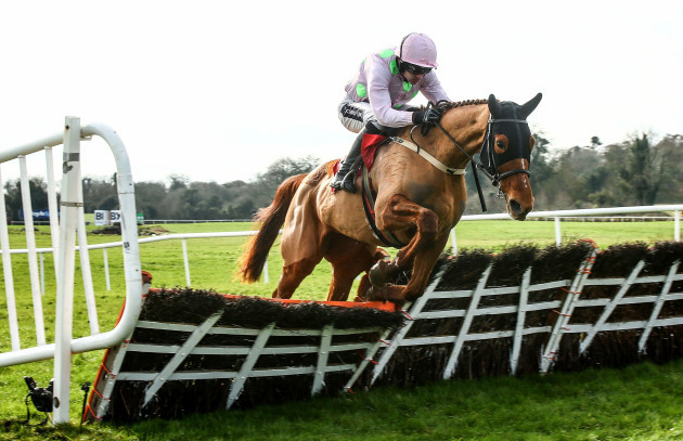 Annie Power ridden by Ruby Walsh