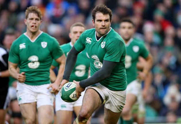 Ireland's Jared Payne