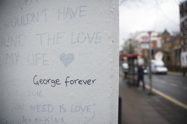 Britain Obit George Martin