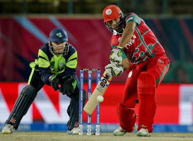 India World T20 Cricket Ireland Oman